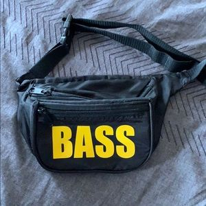 Urban outfitters bass fanny pack